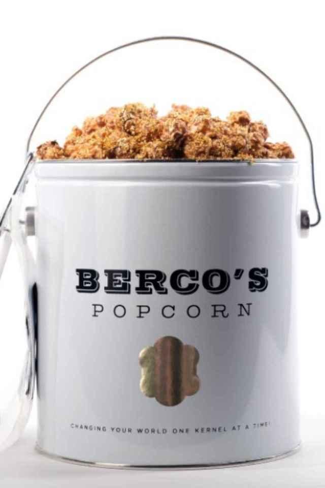 Billion Dollar Popcorn