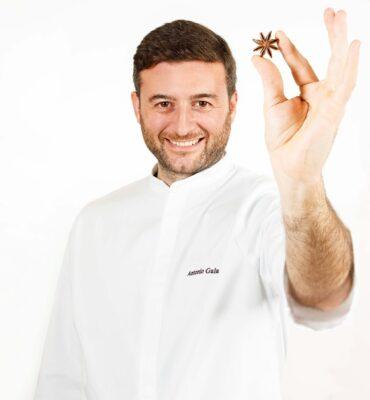 Antonio Galatà Chef Corso di cucina