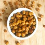 Cajun Roasted Chickpeas