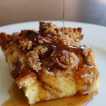 Challah French Toast Casserole