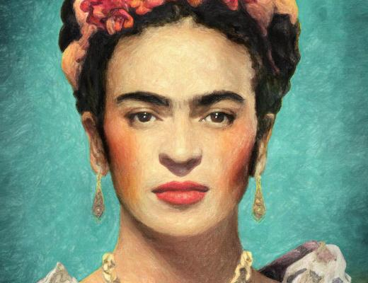 frida kahlo, chef rosie, provecho grill, latina chef, calimex food