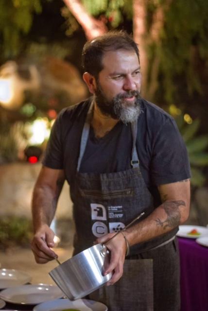 Chef Enrique Olivera