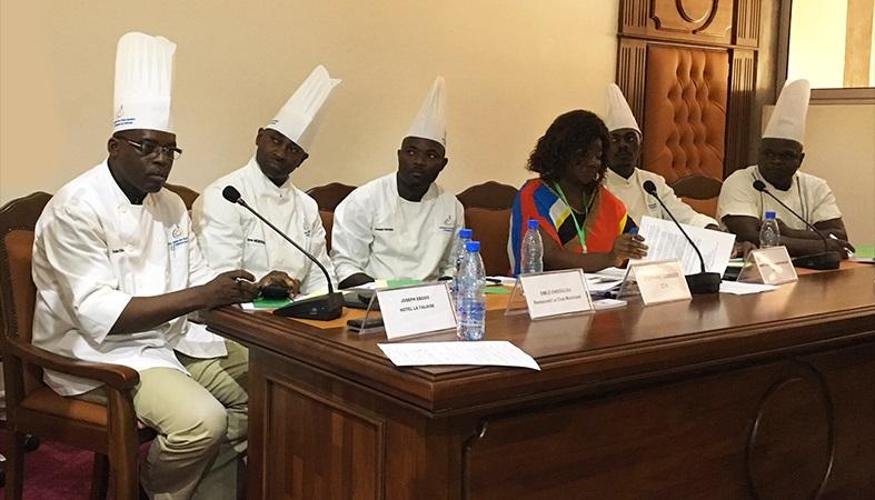Cameroon Cassava Chefs4Dev3