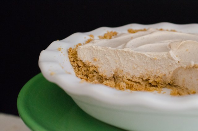 Spiced Yogurt Pie recipe from ChefSarahElizabeth.com