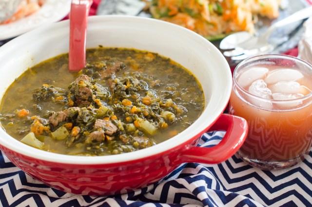 Hope for Haiti-Family Dinner Book Club - ChefSarahElizabeth.com