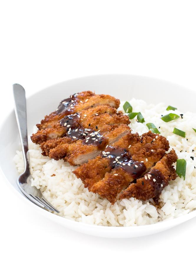 Chicken Katsu | chefsavvy.com