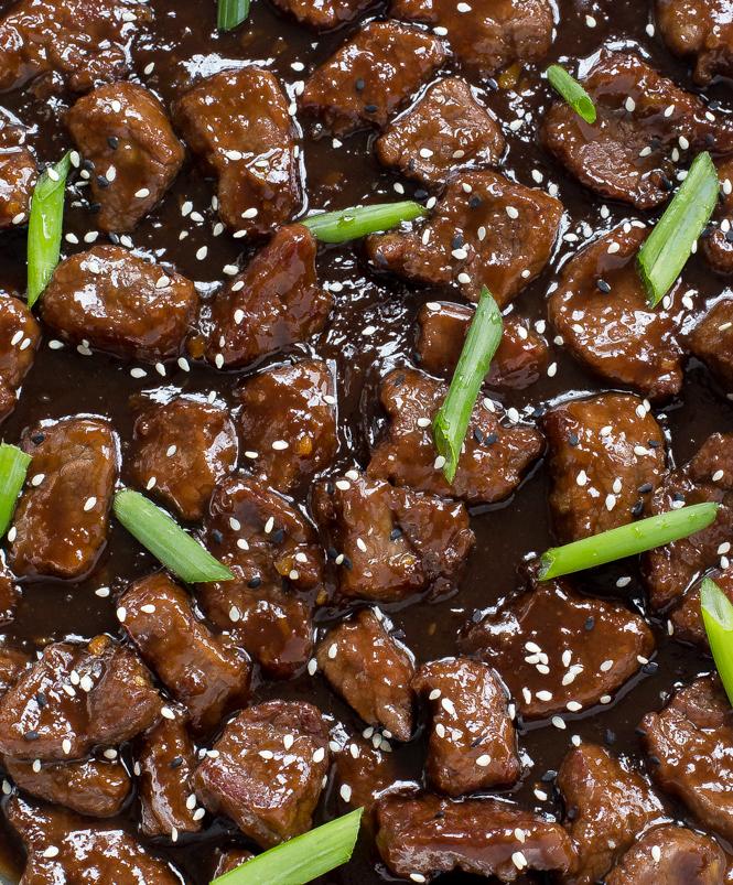 Copycat Mongolian Beef | chefsavvy.com