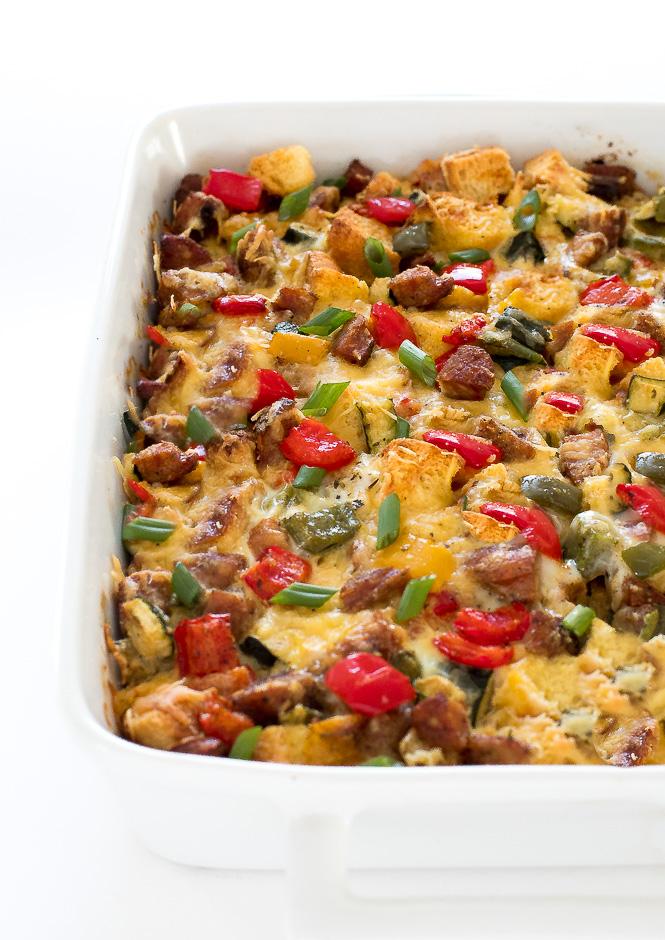 Breakfast Casserole | chefsavvy.com