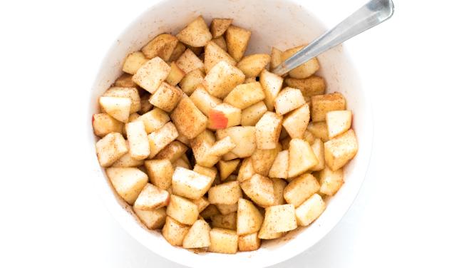 Homemade Apple Crisp   chefsavvy.com