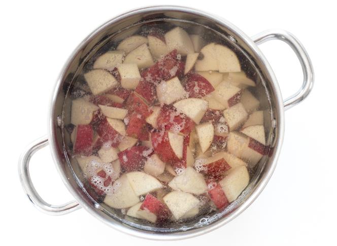 how to make calconnon potatoes recipe