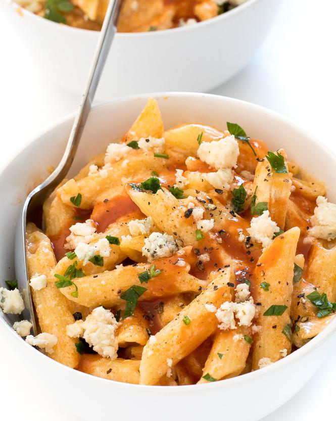 Chicken Macaroni and Cheese recipe | chefsavvy.com