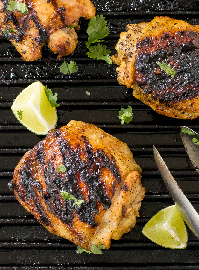 Honey Lime Chicken | chefsavvy.com