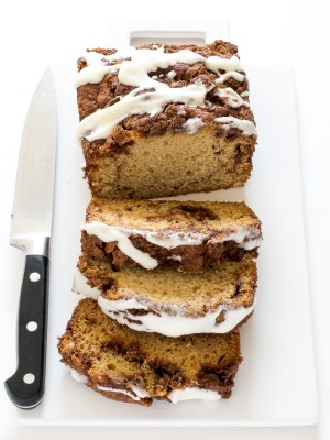 How To Make Cinnamon Swirl Quick Bread   chefsavvy.com
