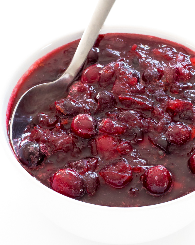 Cranberry Sauce |Chef Savvy