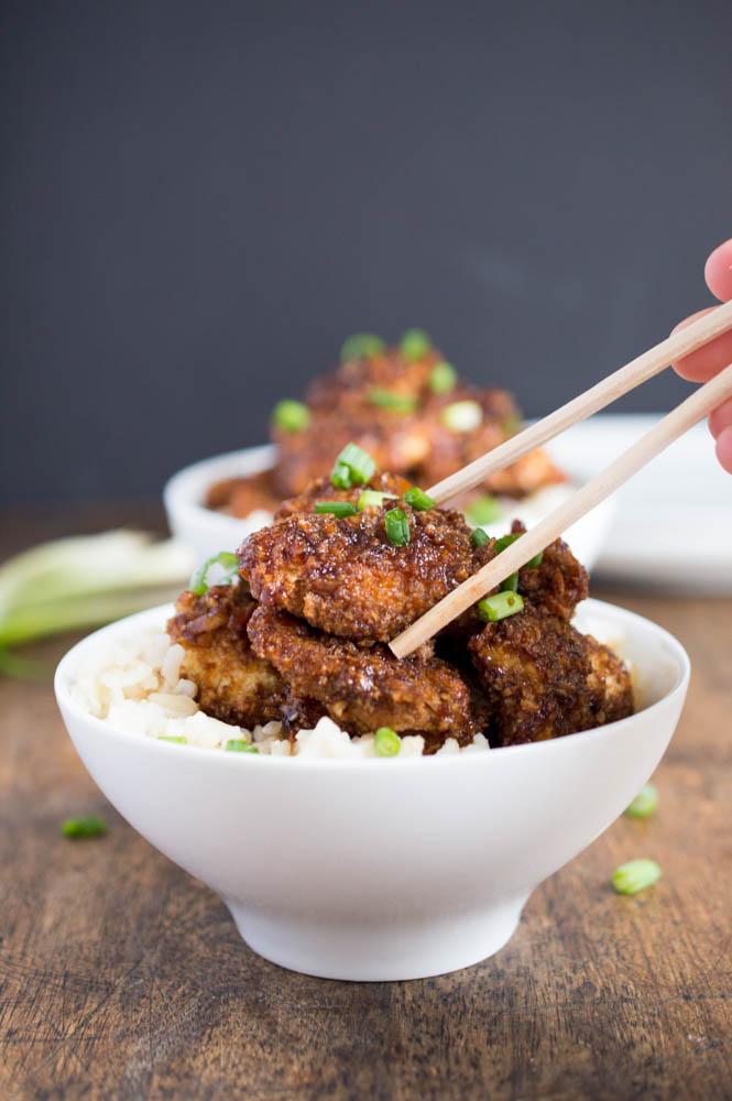 Easy Asian Chicken   chefsavvy.com