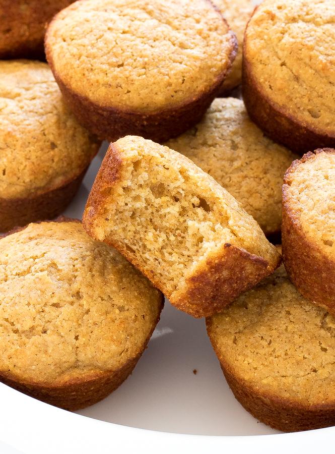 How To Make Corn Muffins   chefsavvy.com