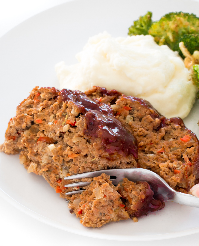 How To Make The Best And Easiest Homemade Meatloaf Chef Savvy