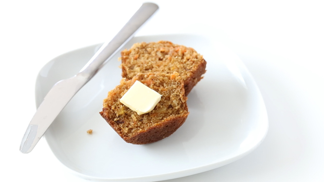 How To Make Healthy Carrot Cake Muffins   chefsavvy.com
