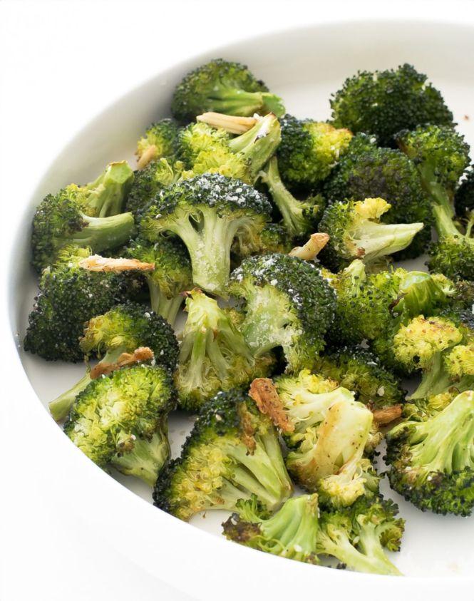 Roasted Broccoli | chefsavvy.com