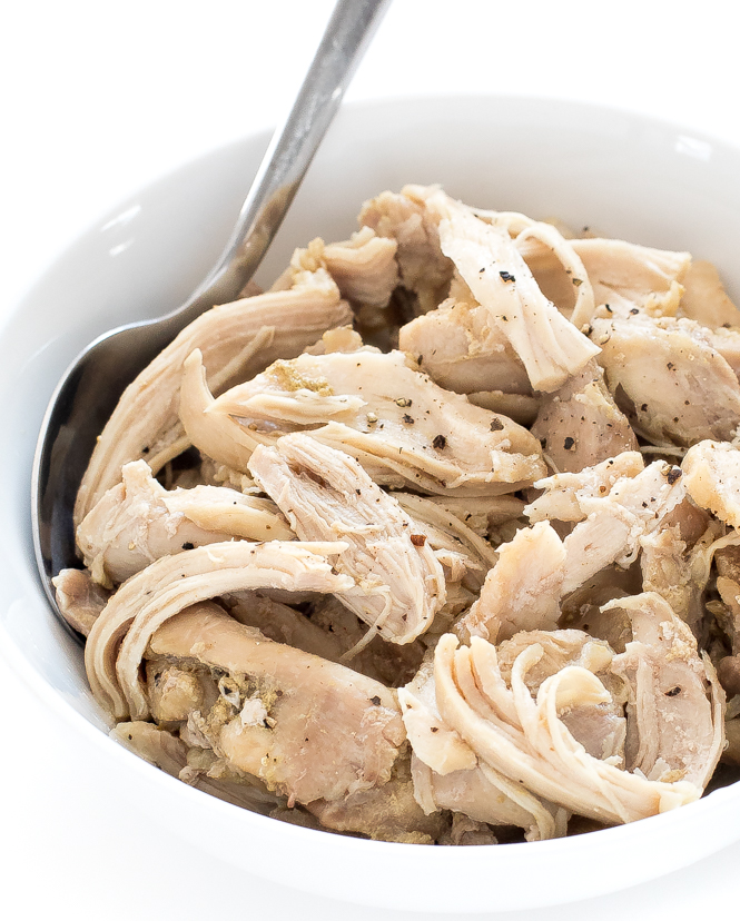 How To Make Instant Pot Shredded Chicken