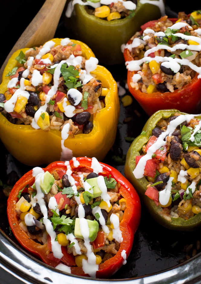 Stuffed Peppers | chefsavvy.com