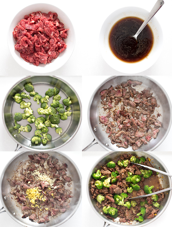 How to make Authentic Beef and Broccoli at home | chefsavvy.com