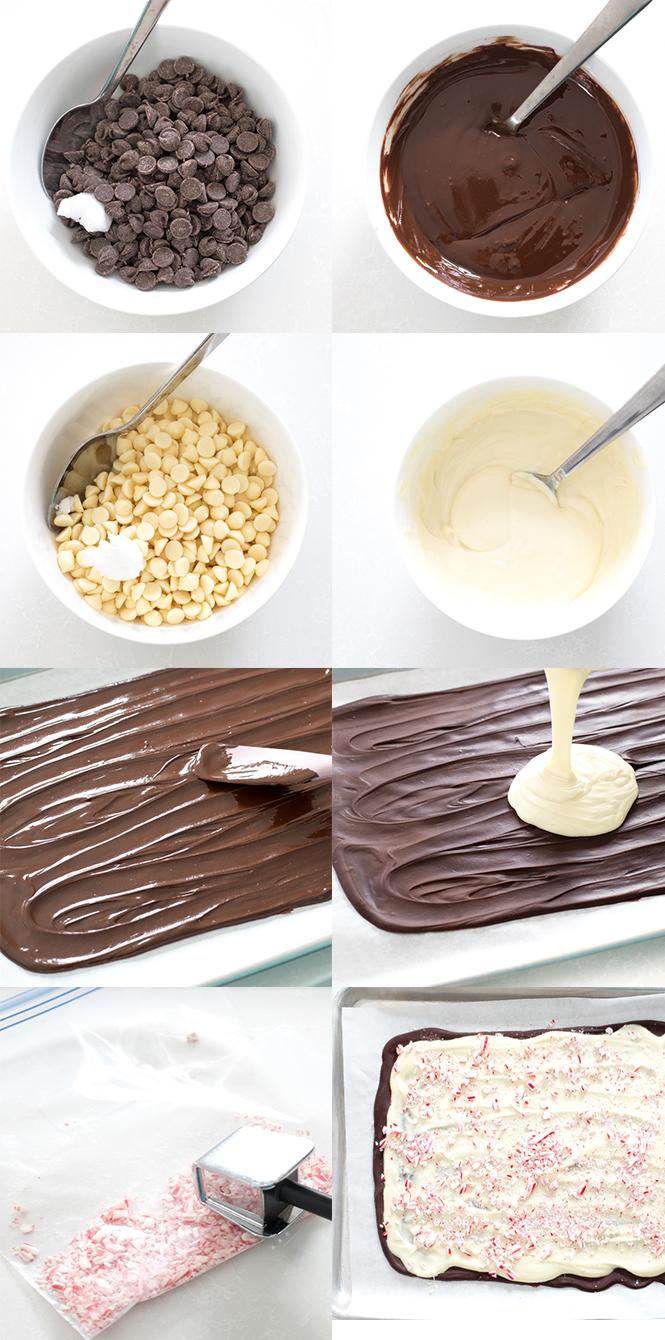 chocolate peppermint bark recipe
