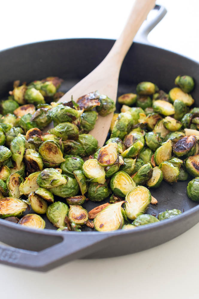 Roasted Brussels Sprouts | chefsavvy.com