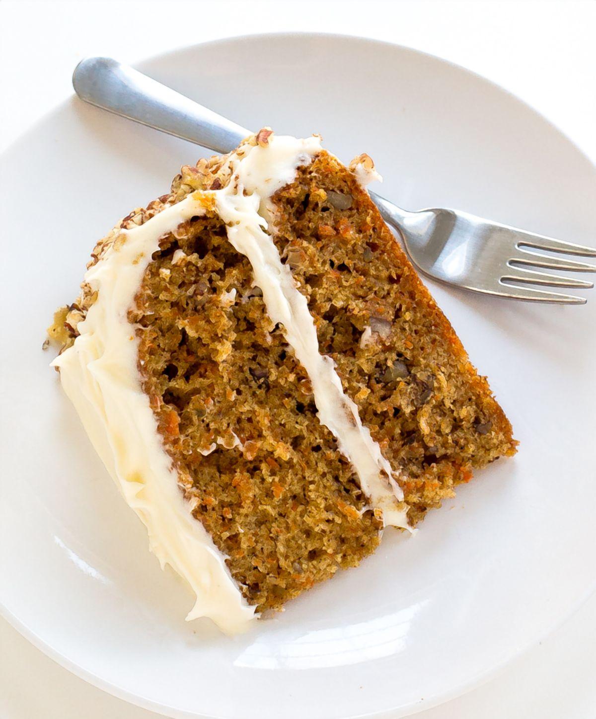 Amazing Carrot Cake Chef Savvy