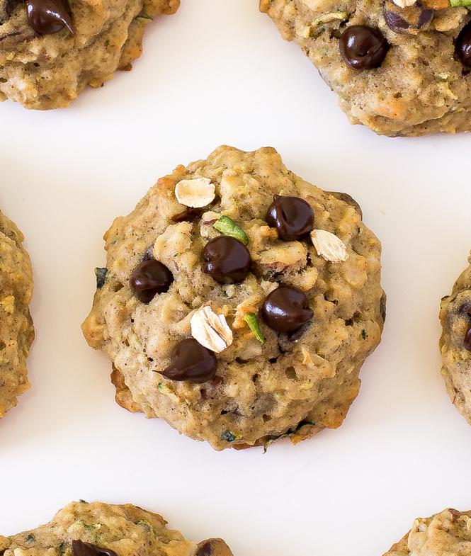 Zucchini Cookies | chefsavvy.com