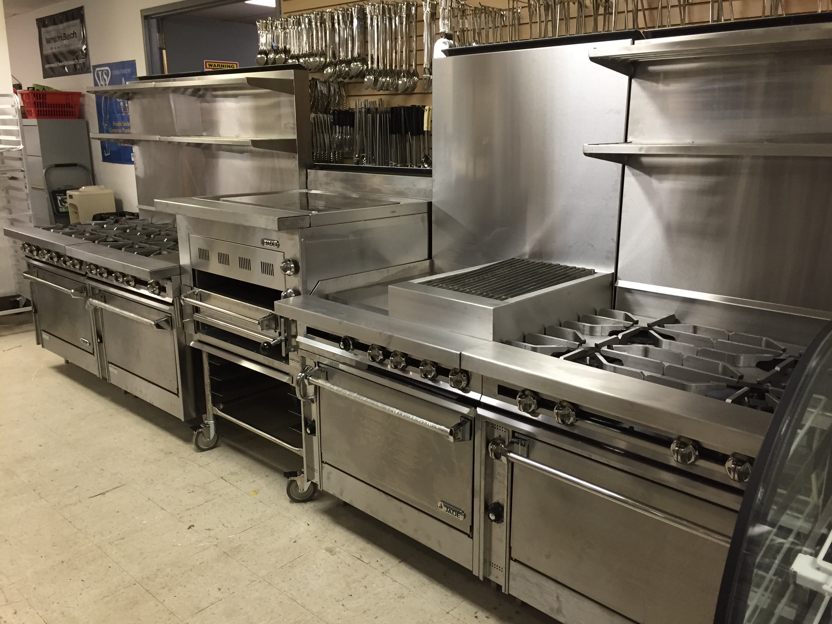 White Beeches Golf and Country Club  Cooking Equipment