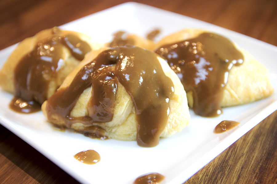 Take your homemade gravy to a new level with Chef Shamy's compound butter.