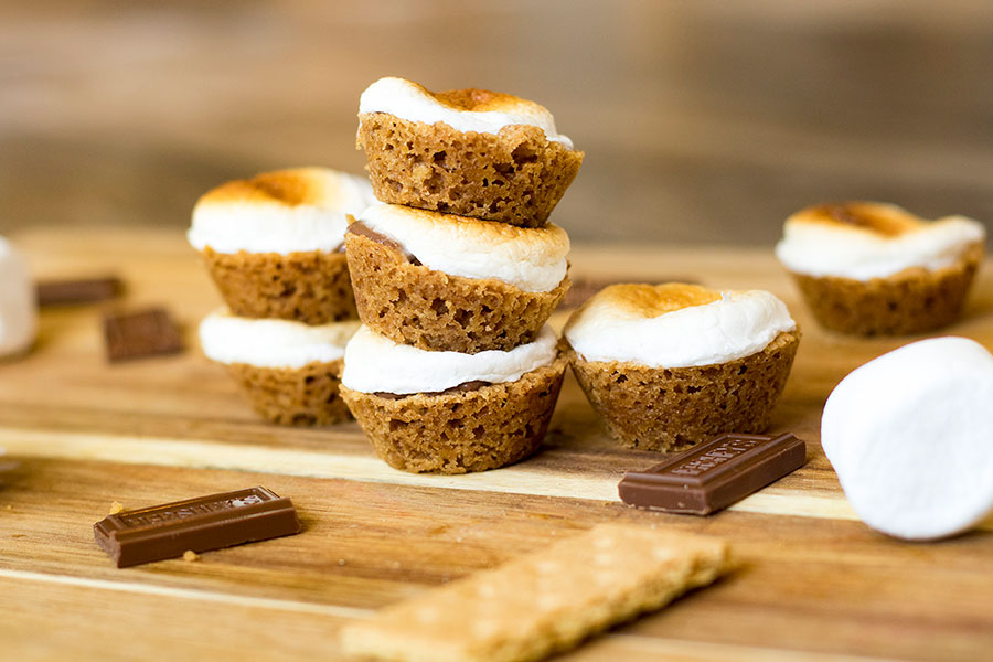 Cinnamon S'more Bites