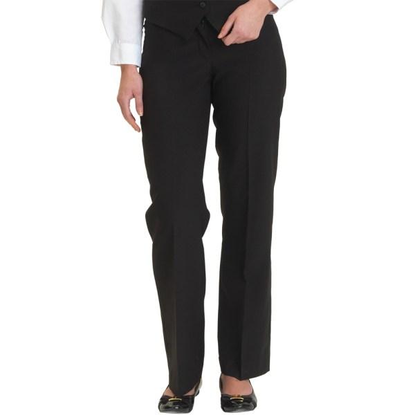 Dennys Woman' s Black Washable Trousers