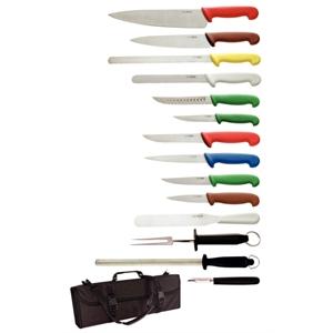 Hygiplas 15 Piece Knife Set