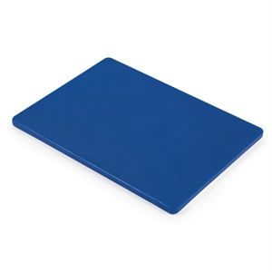 Low Density Chopping Board. Blue for raw fish
