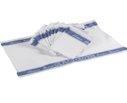 Pack of 20 Glass Cloths