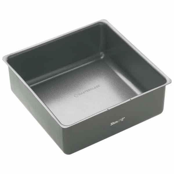 MasterClass Non-Stick 30cm Loose Base Deep Cake Pan
