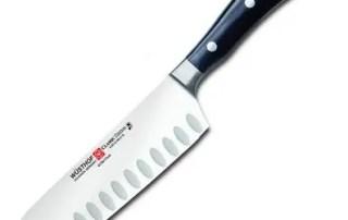 Wüsthof CLASSIC IKON Santoku Chefs Knife review