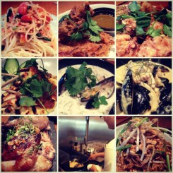 My favorite new restaurant in 2013. Longtail Kitchen in New Westminster. Exceptional Thai food by Chef Angus An and Chef Justin Cheung.