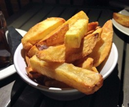 The best chips, not fries, in Vancouver are at The Fat Badger