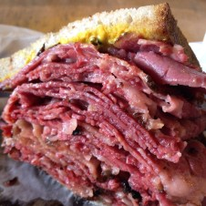 The Montreal smoked meat experience I had at Estrella's was the best MSM sandwich I've ever had