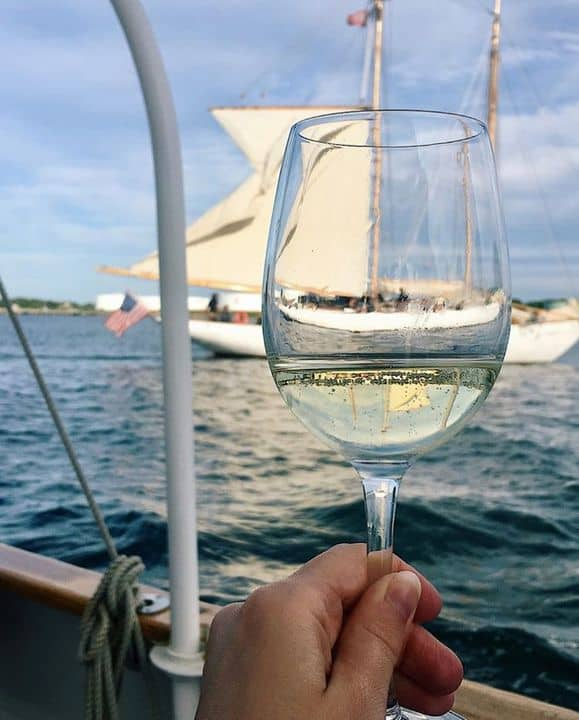 Wine Sail in Portland, Maine: Sparkling Wines