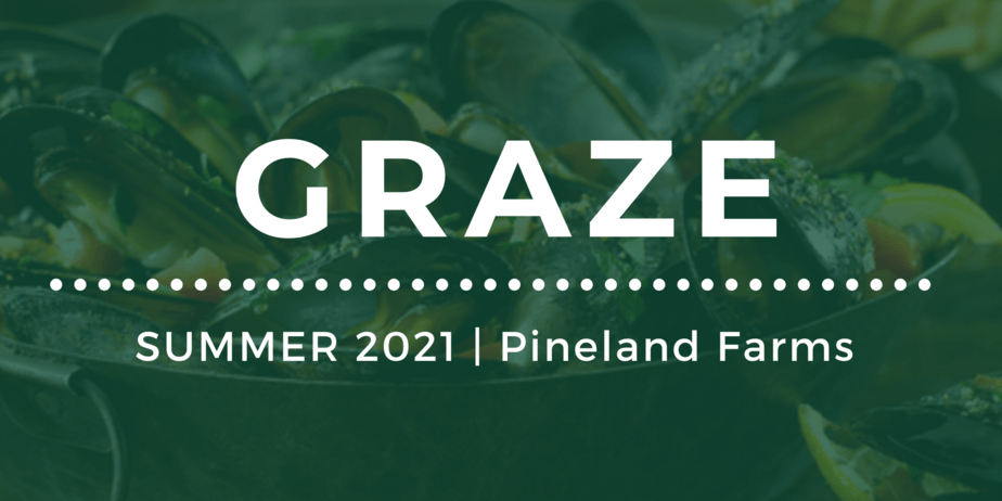 Graze with Fore River Brewing