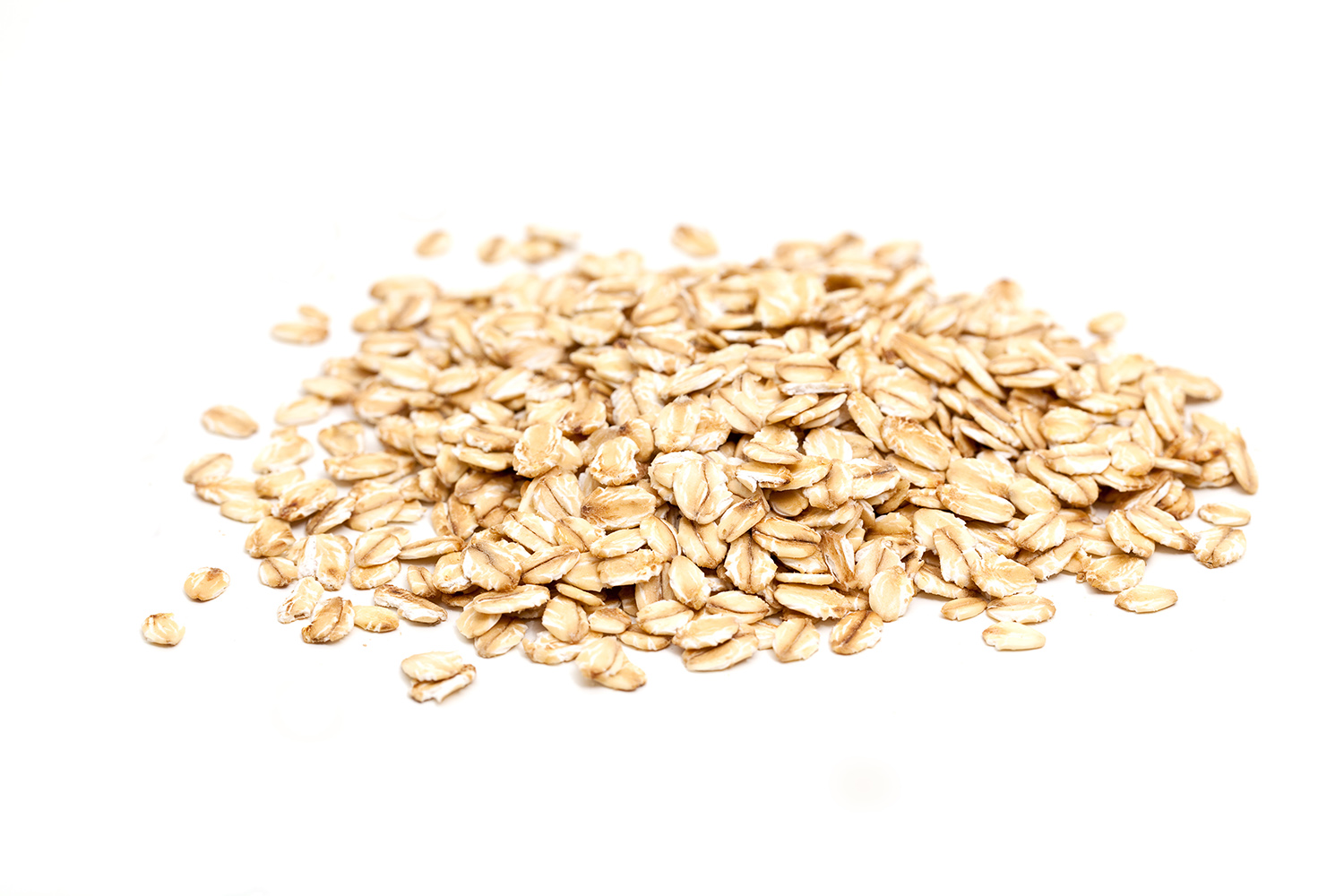 Oats helps to control cholesterol