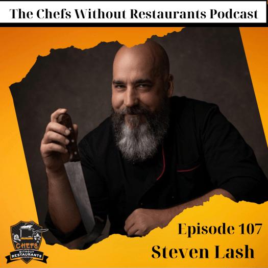 personal chef steven lash of blue duck in georgia
