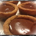 Chocolate Chip Cookie Mousse Cup