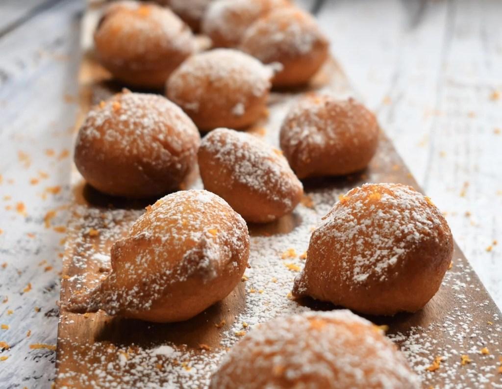 Italian Fried Doughnuts