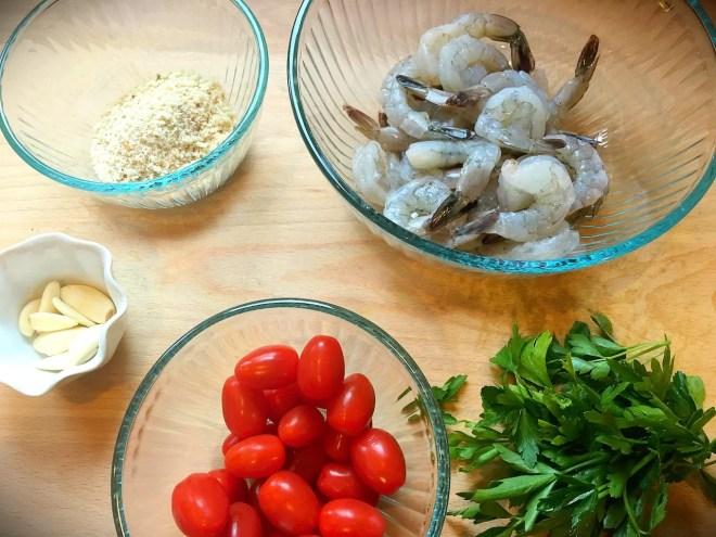 Panko Shrimp with Panko Breadcrumbs