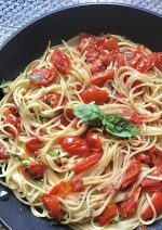 Spaghetti Pomodorini Diavolo